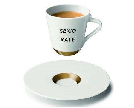 Taza Seiko Kafe. Vajilla de nuestra marca