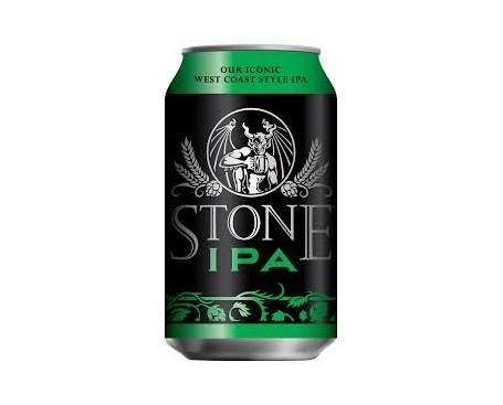 Stone IPA. Estilo Indian Pale Ale