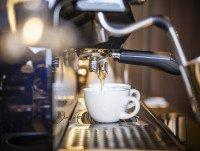 Erogación del café