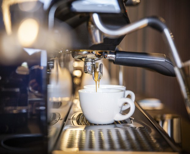 Erogación del café. Nuestros servicios