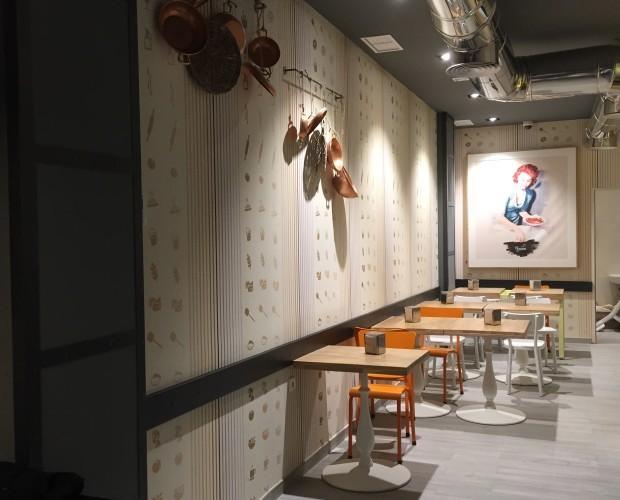 Decoración. Diseño de restaurante Logroño