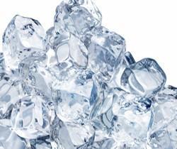 Proveedores de hielo. Hielo en barra, cubos y picado