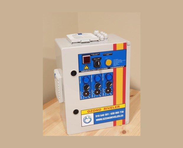 AC 1-3. Desinfección de conductos de aire acondicionado, ventilación y extracción con ozono