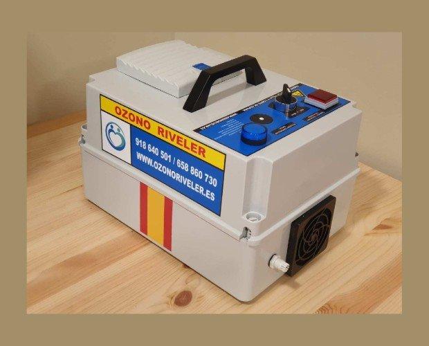 Modelo CA 7. Voltaje AC 220V 50 Hz