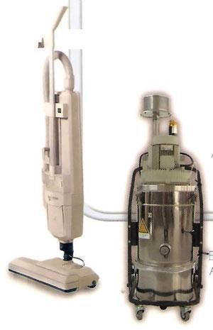 Maquinaría para limpieza industrial. Aspiradoras, barredoras y más