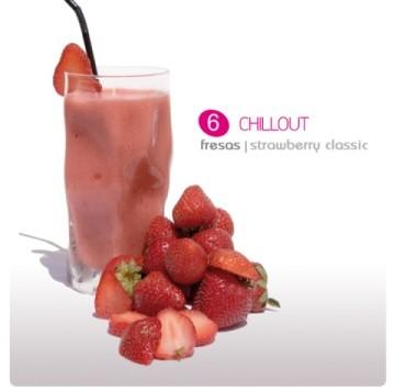 Smoothie yogur Chillout. De fresas