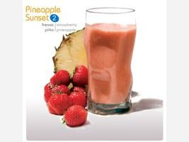Smoothie 100% fruta Pineapple Sunset