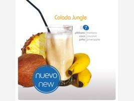 Smoothie 100% fruta Calada Jungle
