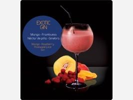 Smoothies con alcohol Exotic