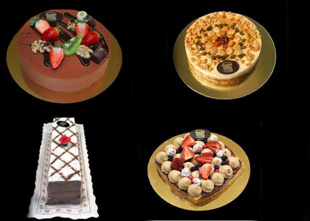 Pastelería. Descubra nuestros pasteles, tartas y dulces artesanales