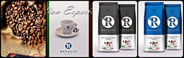Ravasio Caffe . El mejor gusto del café exprés italiano.