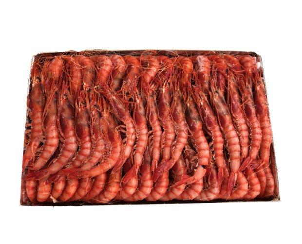 Marisco Congelado.Presente en muchos de nuestros platos tradicionales