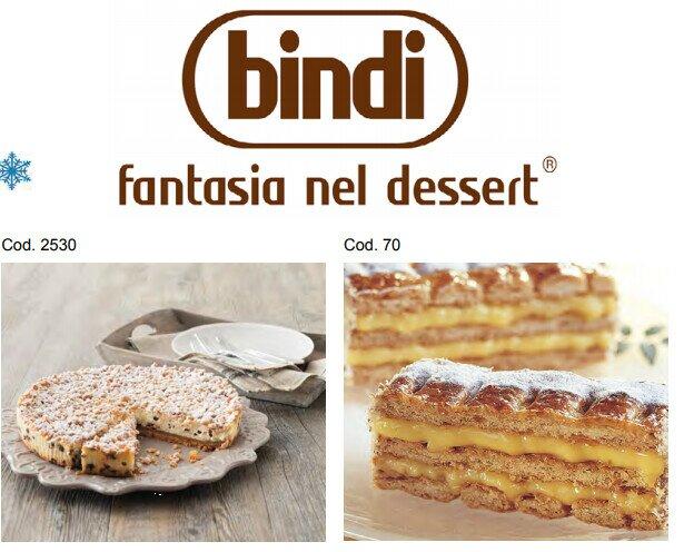 Postre Italianos. Ofrecemos uno de los mejores pasteleros italianos