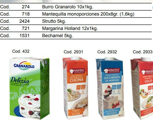 Nata, mantequilla y leche fresca. Ofrecemos un excelente producto lácteo como leche, mantequilla y nata