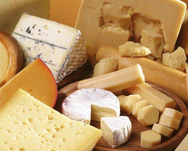 Quesos italianos y españoles. Todo tipo de quesos italianos y españoles
