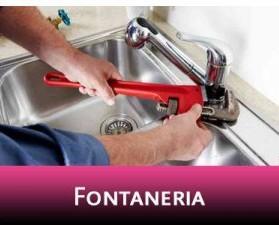 Fontanería. Todo tipo de trabajos de fontanería.