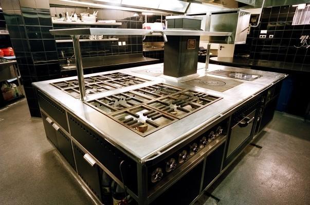Cocinas industriales. Precios competitivos