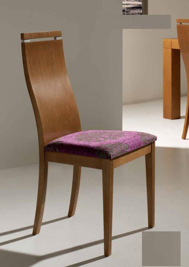Mobiliario para Hostelería. Sillas de Madrea, PVC y Aluminio