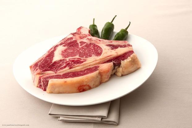 Carne de Ternera.Carne de ternera añojo, Buey, Angus, argentina