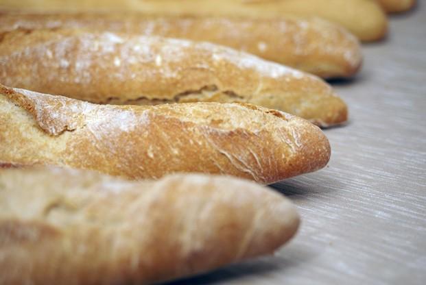 Pan tradicional. Pan tradicional congelado y especial hostelería