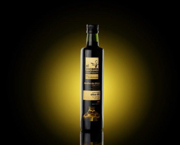 Aceite de oliva. Gourmet