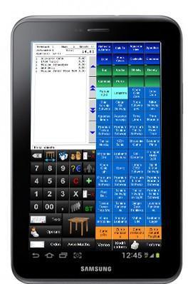 Comandero restaurante. Software TPV multidispositivo, restaurantes