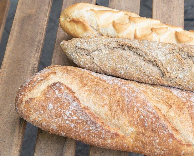 Pan del Día.La mejor diversidad de pan