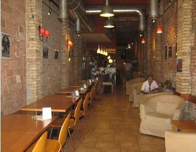 Decoración para Bares.Interiorismo para restaurantes y hoteles