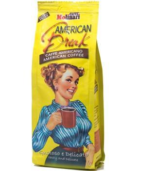 American Break. 60% Arábica de América + 40 % de Robusta de India