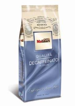 Descafeinado. 60% Arábica+40% Robusta. Exquisito sabor sin cafeína.