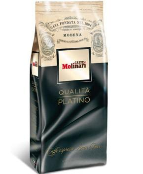Platino 1kg. 60% Arábica + 40 % de Robusta. Con notas de chocolate