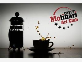 Caffe Molinari Art