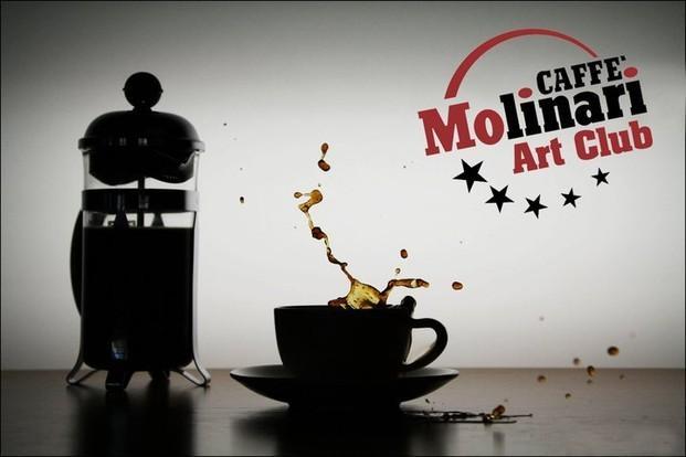 Caffe Molinari Art. Sienta la diferencia de tomar un gran café