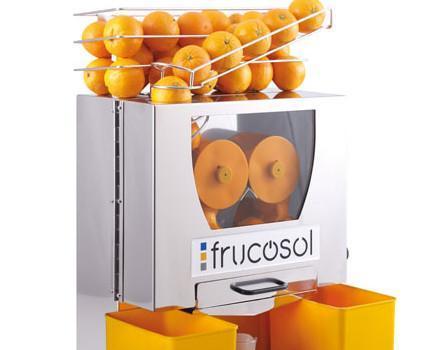 Exprimidora mod. F50. Exprimidoras de zumo de naranja