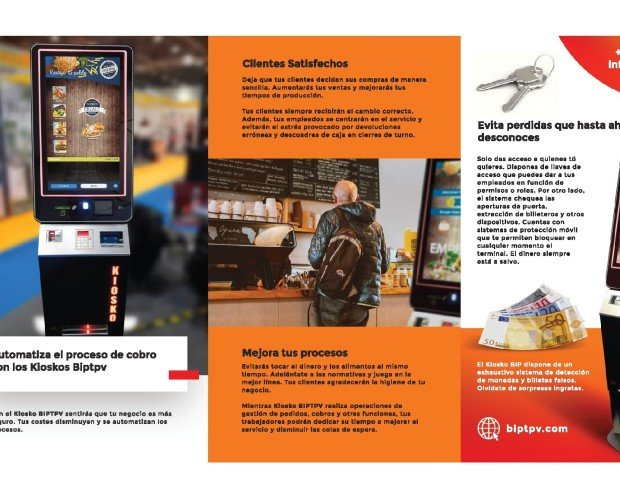 DossierKioskoTPV-701-001. Kiosco de Autoservicio
