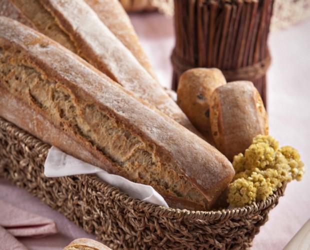 Panes tradicionales. Con el sabor de siempre