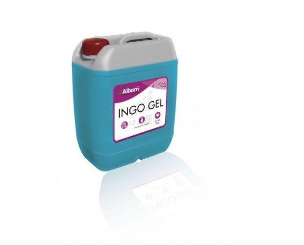 Geles de Manos Industrial.Gel hidroalcohólico antiséptico y desinfectante para piel sana.