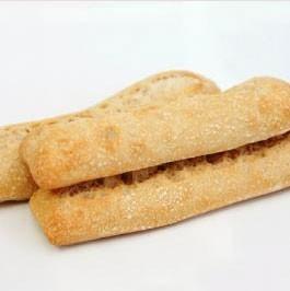 Pan para hostelería. Lingote blanco y gran variedad de panecillos