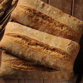 Pan gourmet. Chapata clásica, barras rústicas, pan gallego, viena