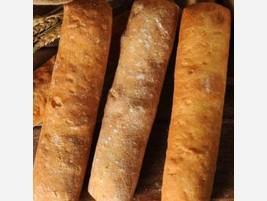 Pan chapata para bocata