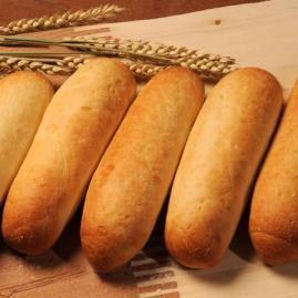 Pan de perrito. Pan de Frankfurt