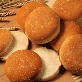 Pan de hamburguesa XL