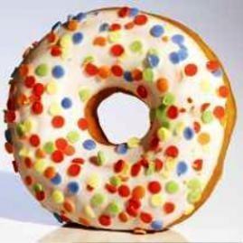 Donuts y berlinas. Donuts y Berlinas de varios sabores