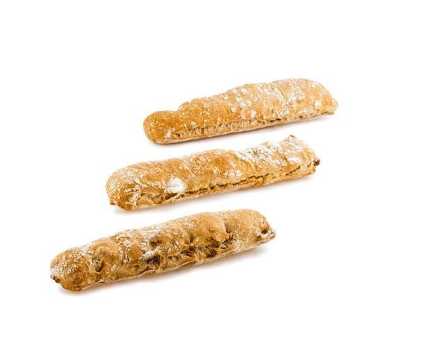 Pan congelado. Amplia gama de panes congelados
