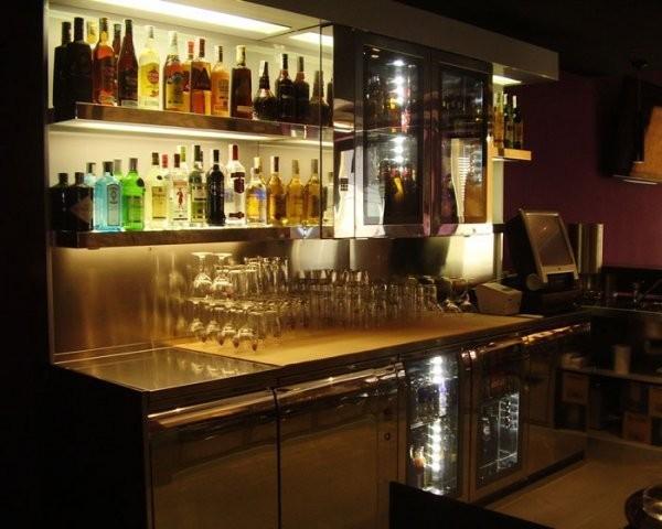 Decoración para bares. Decoración para bares, instalación integral
