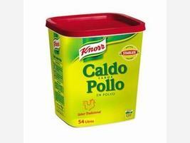 Caldo Knorr de Pollo