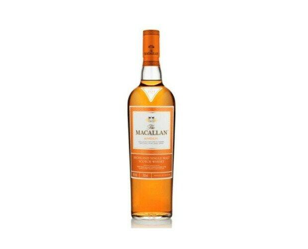Macallan Amber. The Macallan Amber es un whisky escocés de malta de la marca Macallan.
