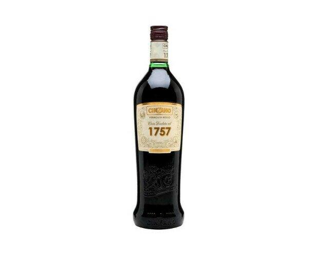 Cinzano Rosso Reserva. Está elaborado con ingredientes seleccionados con la mayor calidad