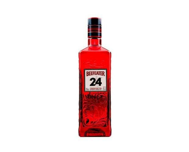 Beefeater 24 Premium. Ginebra inglesa premium tipo London dry gin, con toques cítricos y de té Sencha