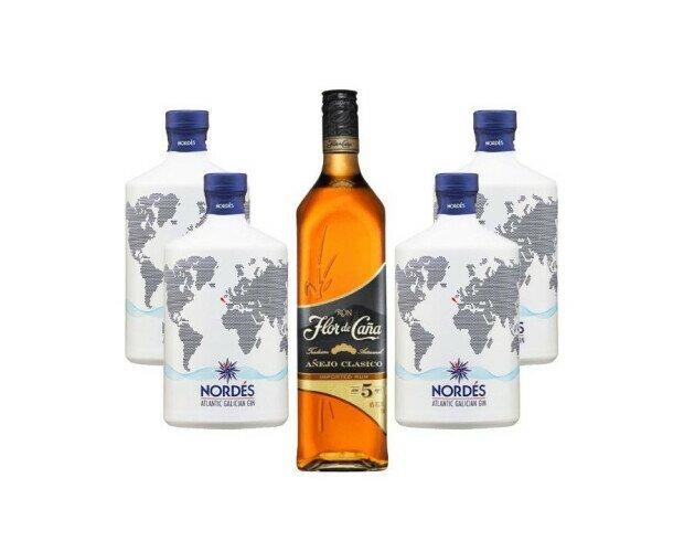 Ginebras Nordés. La mejor ginebra nacional y una de las mejores del mercado internacional